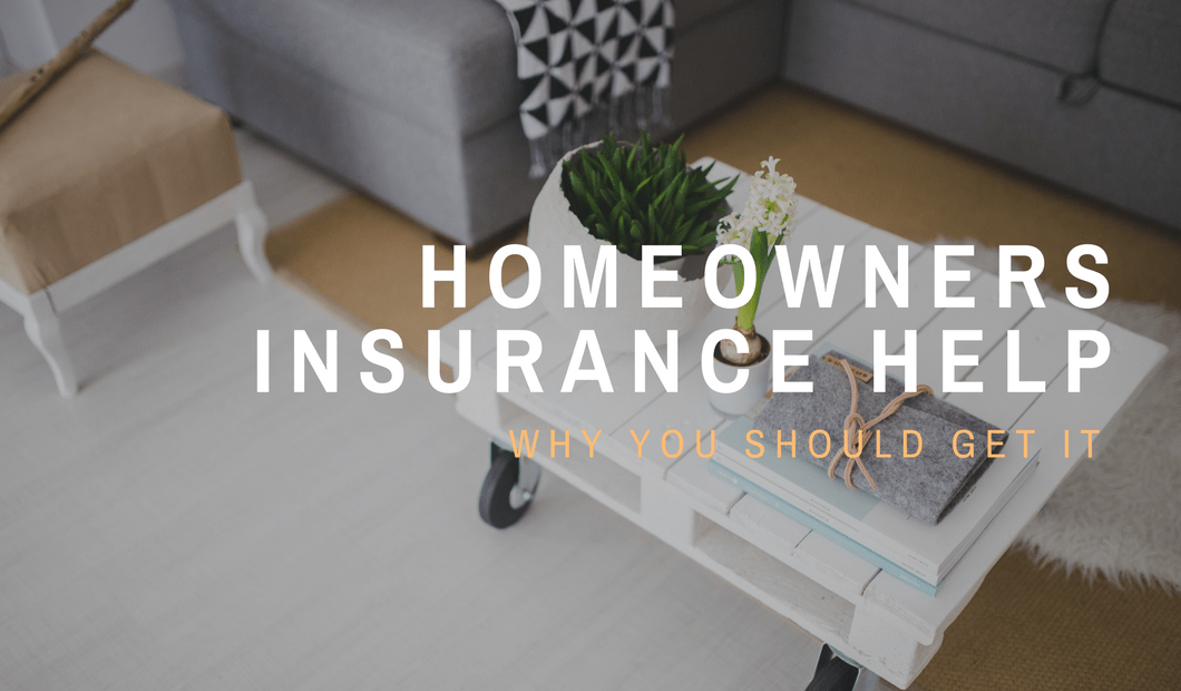 homeowners insurance help